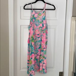 Lilly Pulitzer Margot dress. EEUC.
